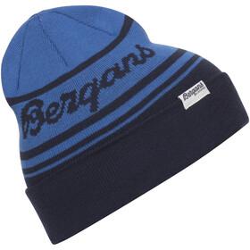 Bergans Find My Kids Beanie Kids navy/strong blue